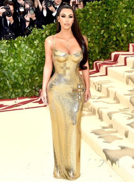 4. Kim Kardashian West
