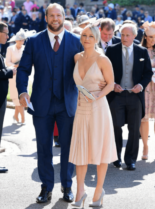 Chloe Madely and James Haskell 2