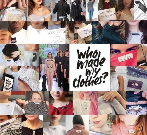 Who Made My Clothes